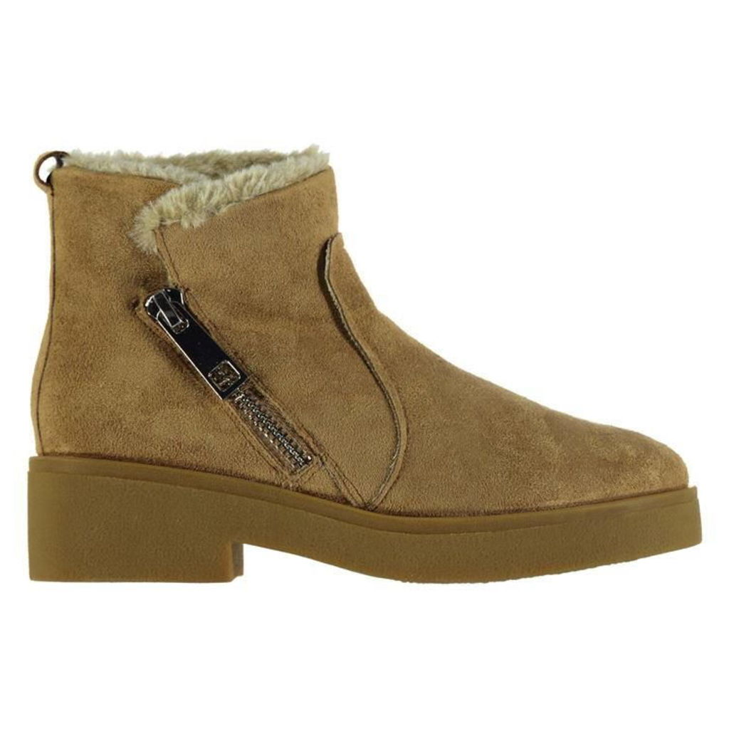 SoulCal Zip Boot Ladies