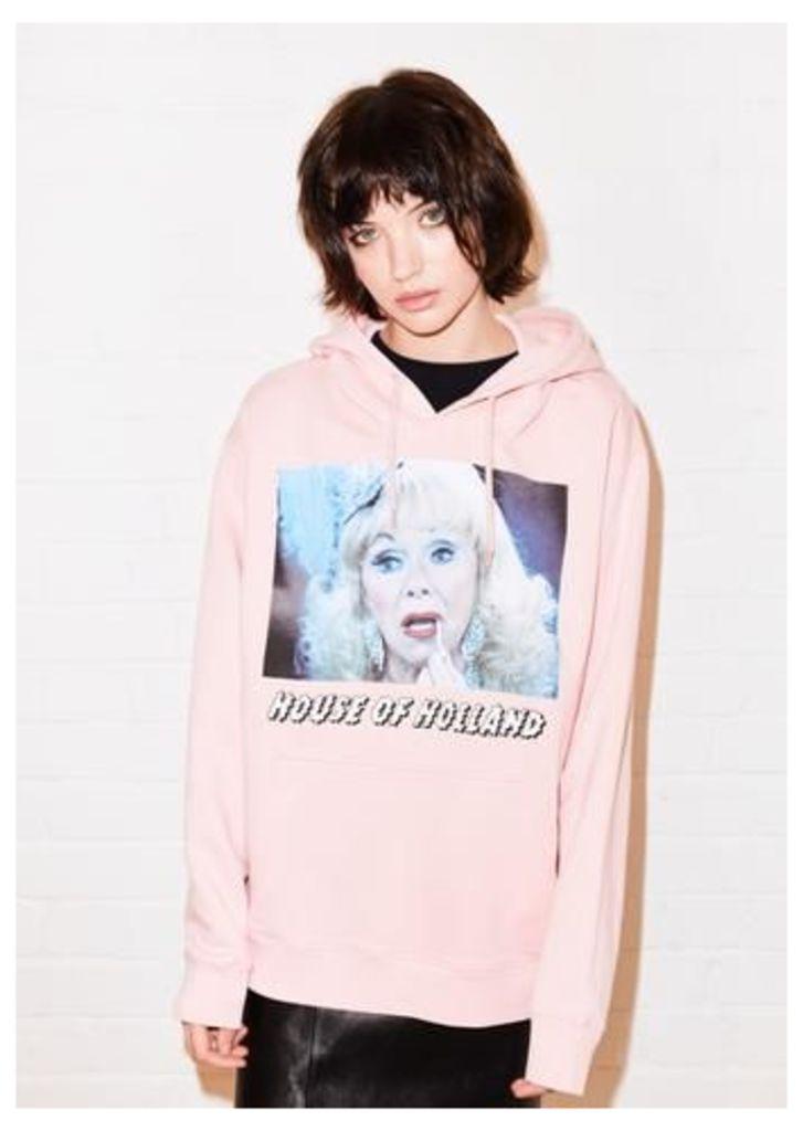 @daniellelevitt 'Lip Gloss' hoodie