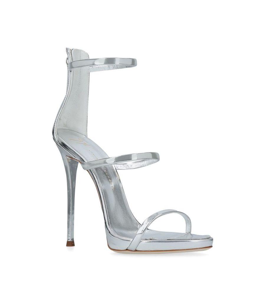 Metallic Colline Sandals 110