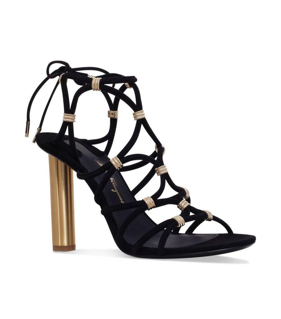 Suede Fiuggi Sandals 105