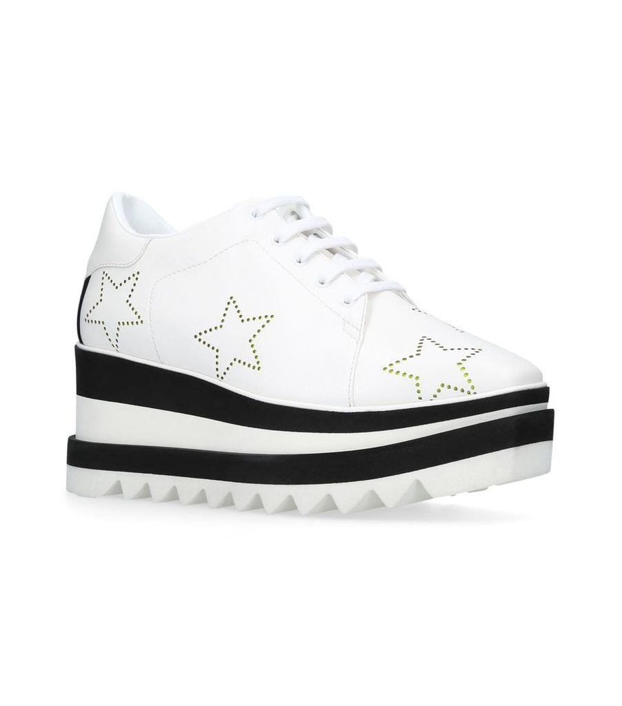 Elyse Star Platform Sneakers