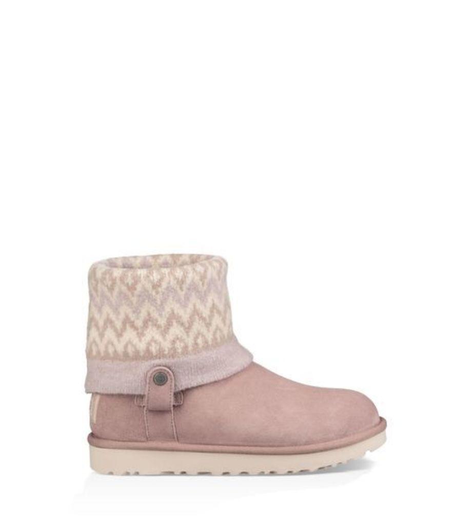 UGG Saela Icelandic Womens Boots Dusk 6