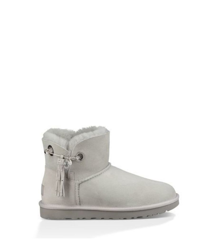 UGG Josey Womens Boots Grey Violet 5