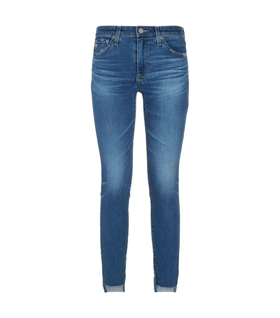 Legging Step Hem Jeans