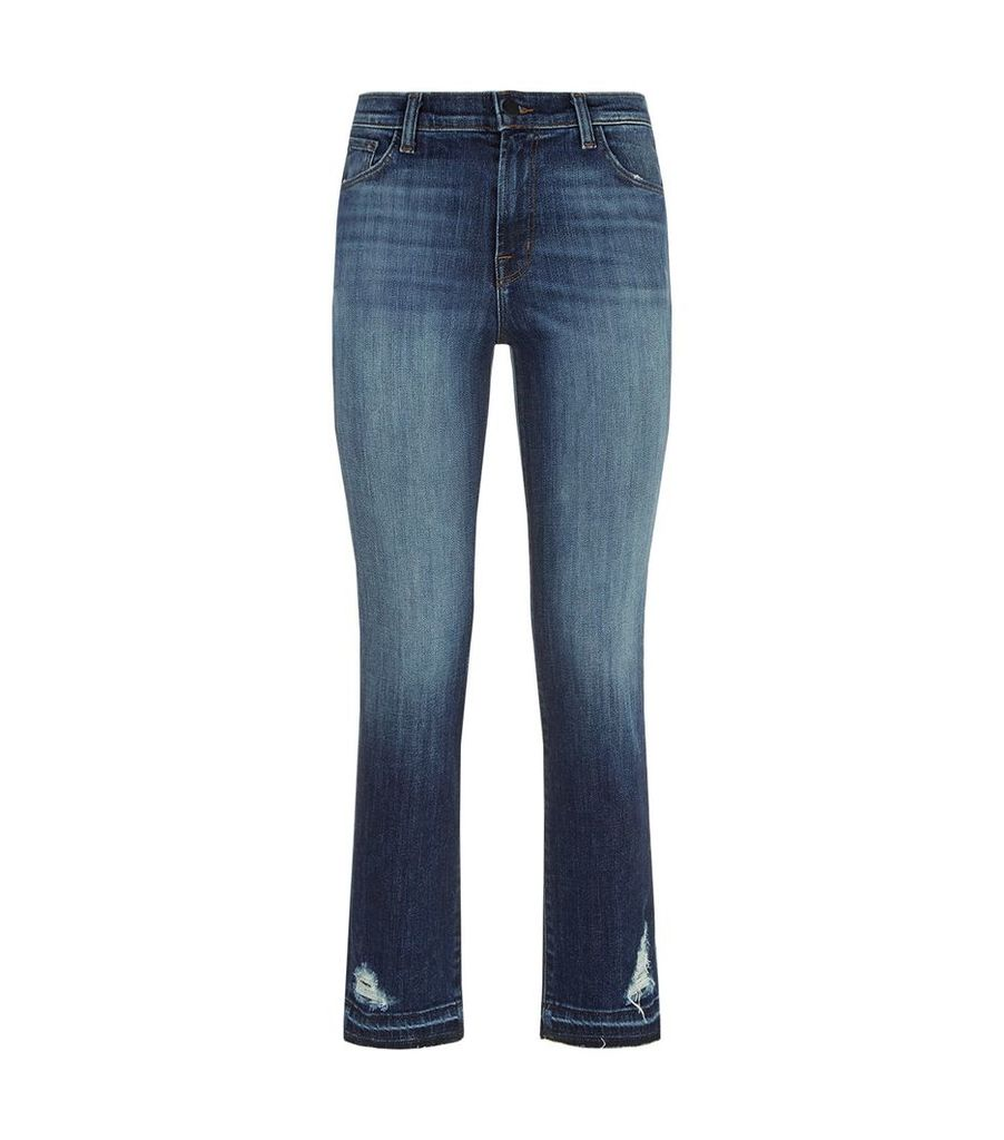 Ruby Cropped Skinny Fit Jeans