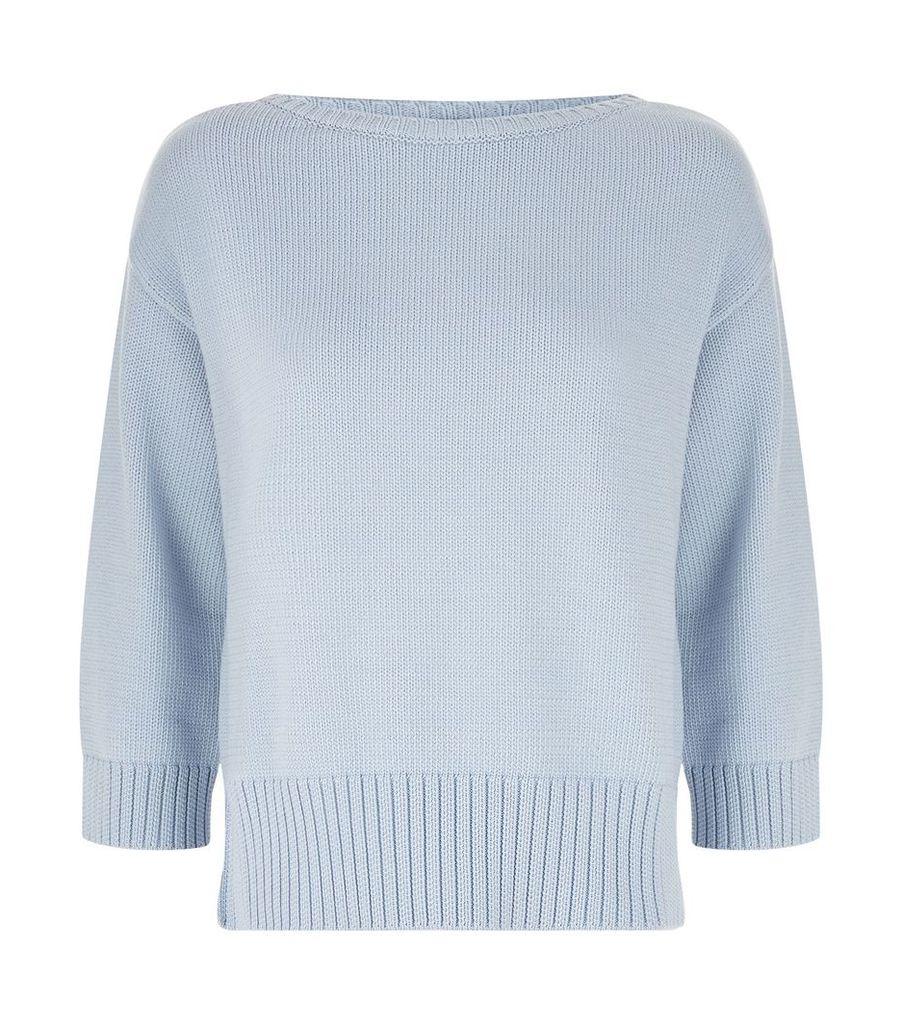 Diadema Side Tie Sweater