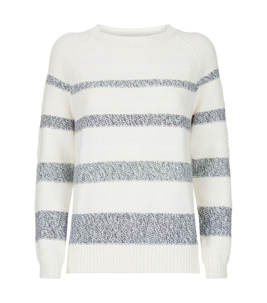 Faeroe Stripe Knit Sweater