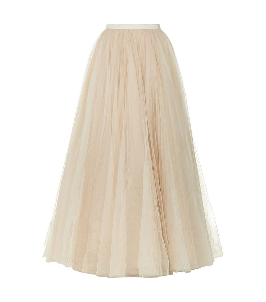 Tulle Gown Skirt