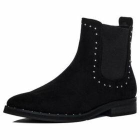 Spylovebuy  Alani  women's Mid Boots in Black