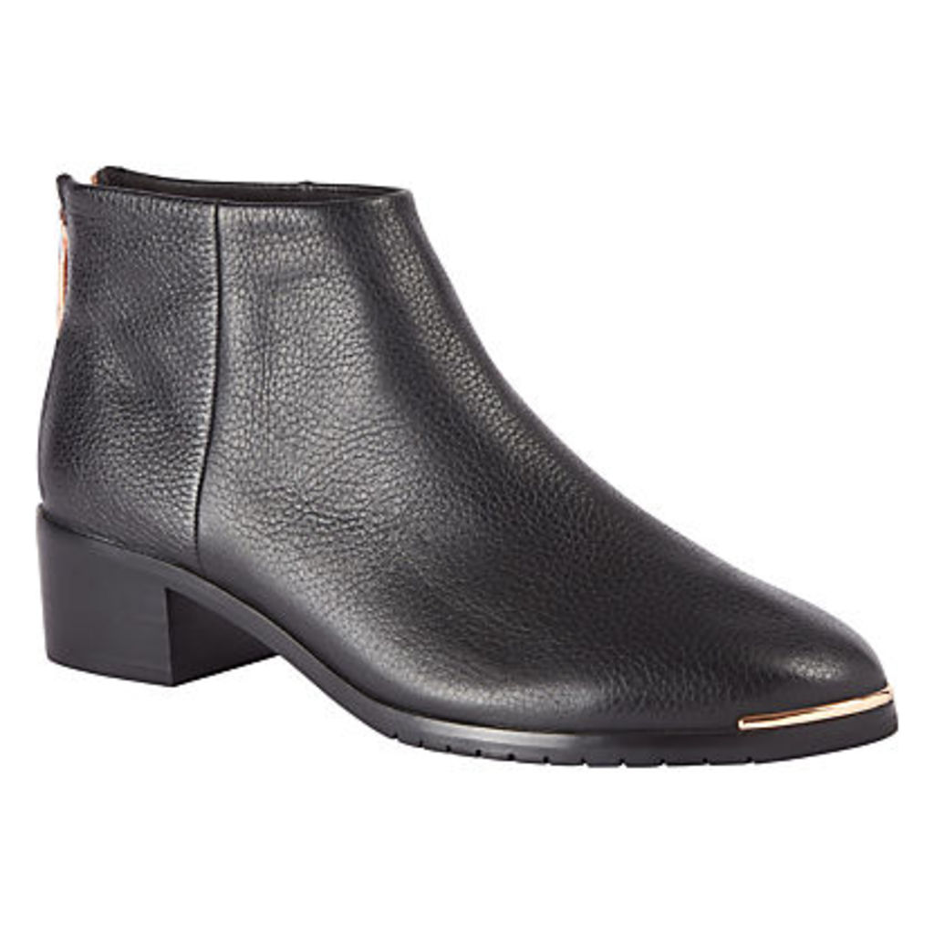Ted Baker Sasybell Block Heeled Ankle Boots