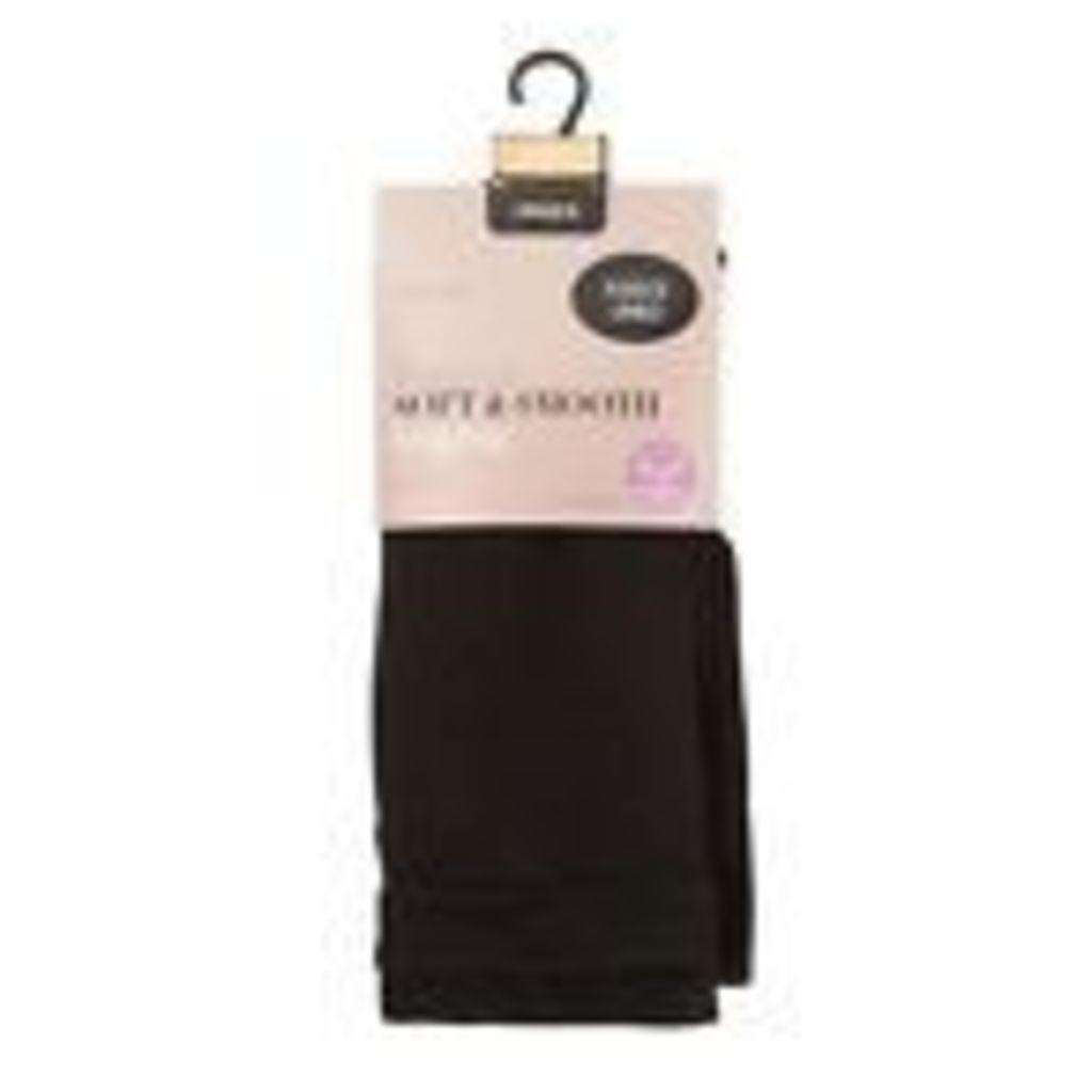Debenhams Black 'Soft & Smooth' Thermal Leggings From Debenhams