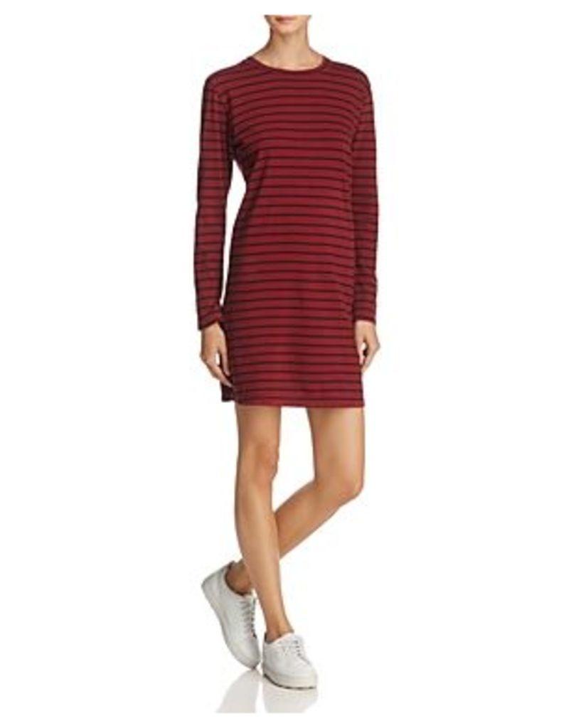 Current/Elliott Bea Stripe Tee Dress