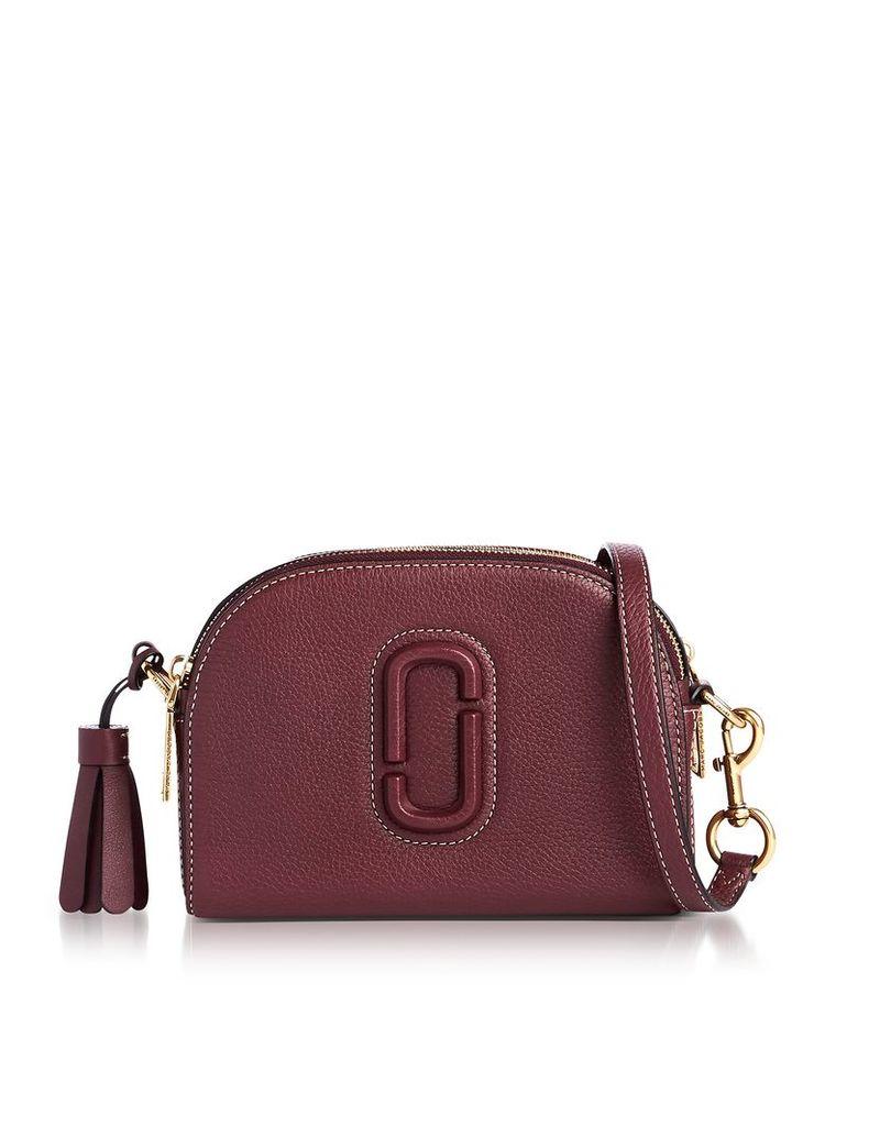 Marc Jacobs Handbags, Shutter Blackberry Leather Small Camera Bag