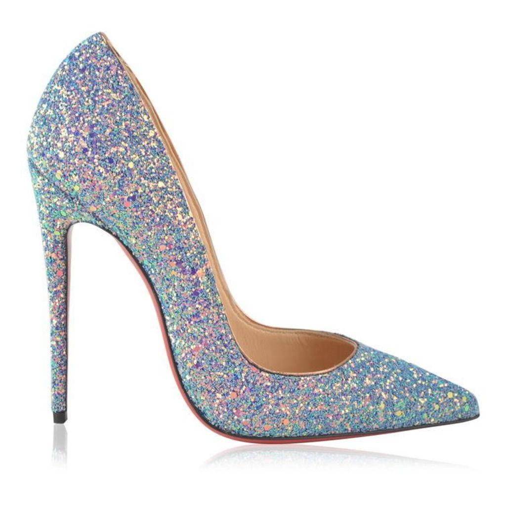 CHRISTIAN LOUBOUTIN So Kate Glitter Heels