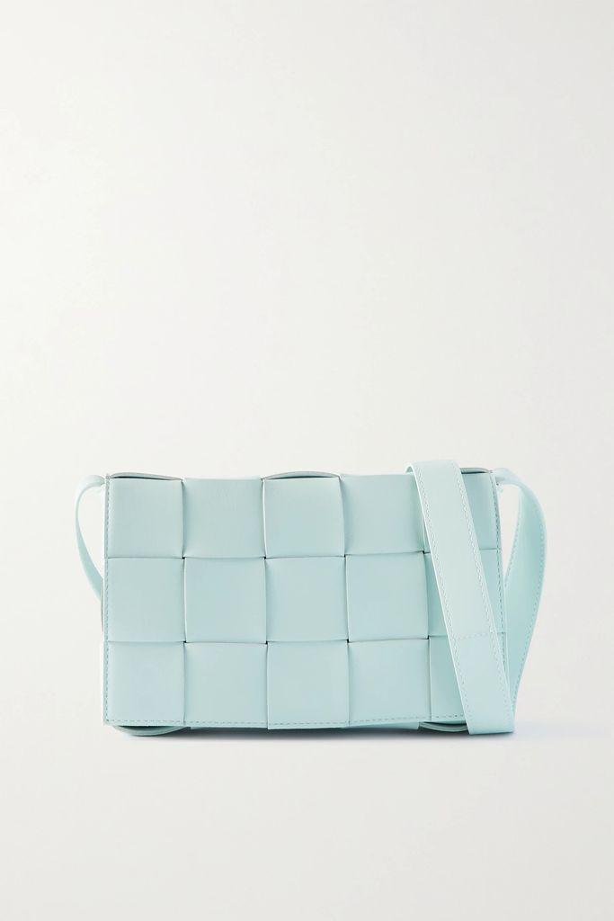 Marc Jacobs - Kasia Crystal-embellished Metallic Leather Sandals - Silver