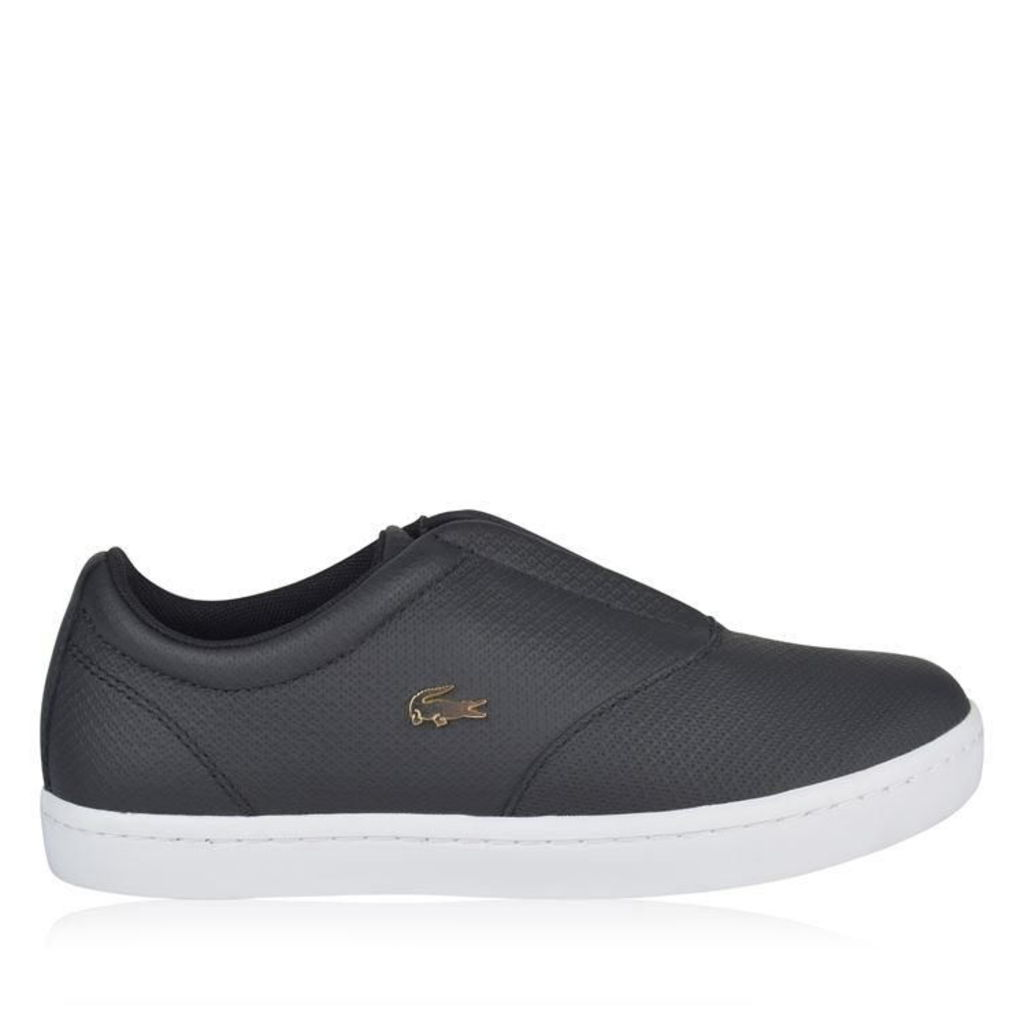 Lacoste Slip On Trainers
