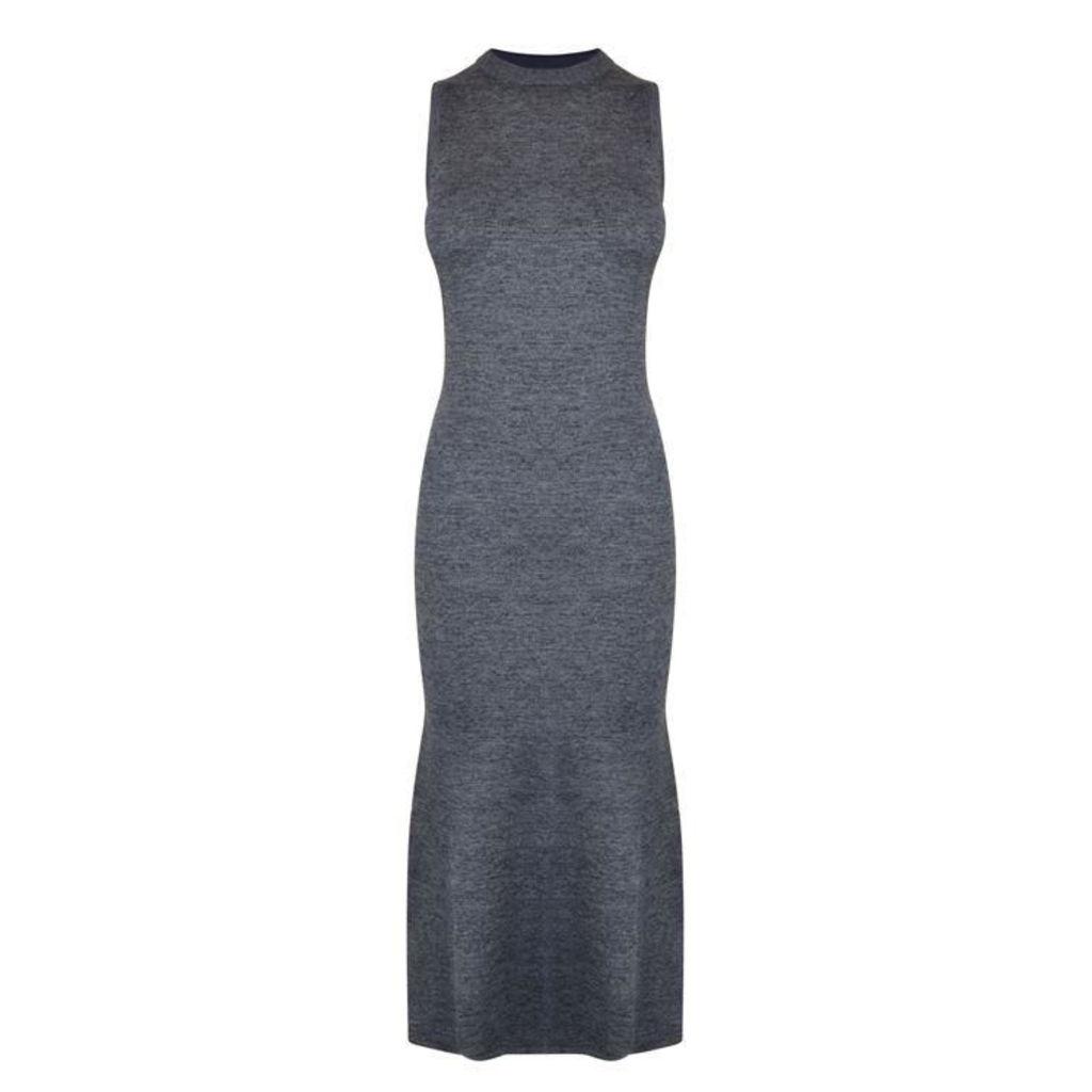 VICTORIA BECKHAM Sleeveless Knitted Dress