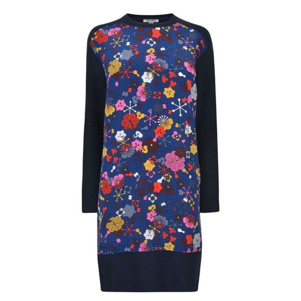 KENZO Tanami Wool Dress