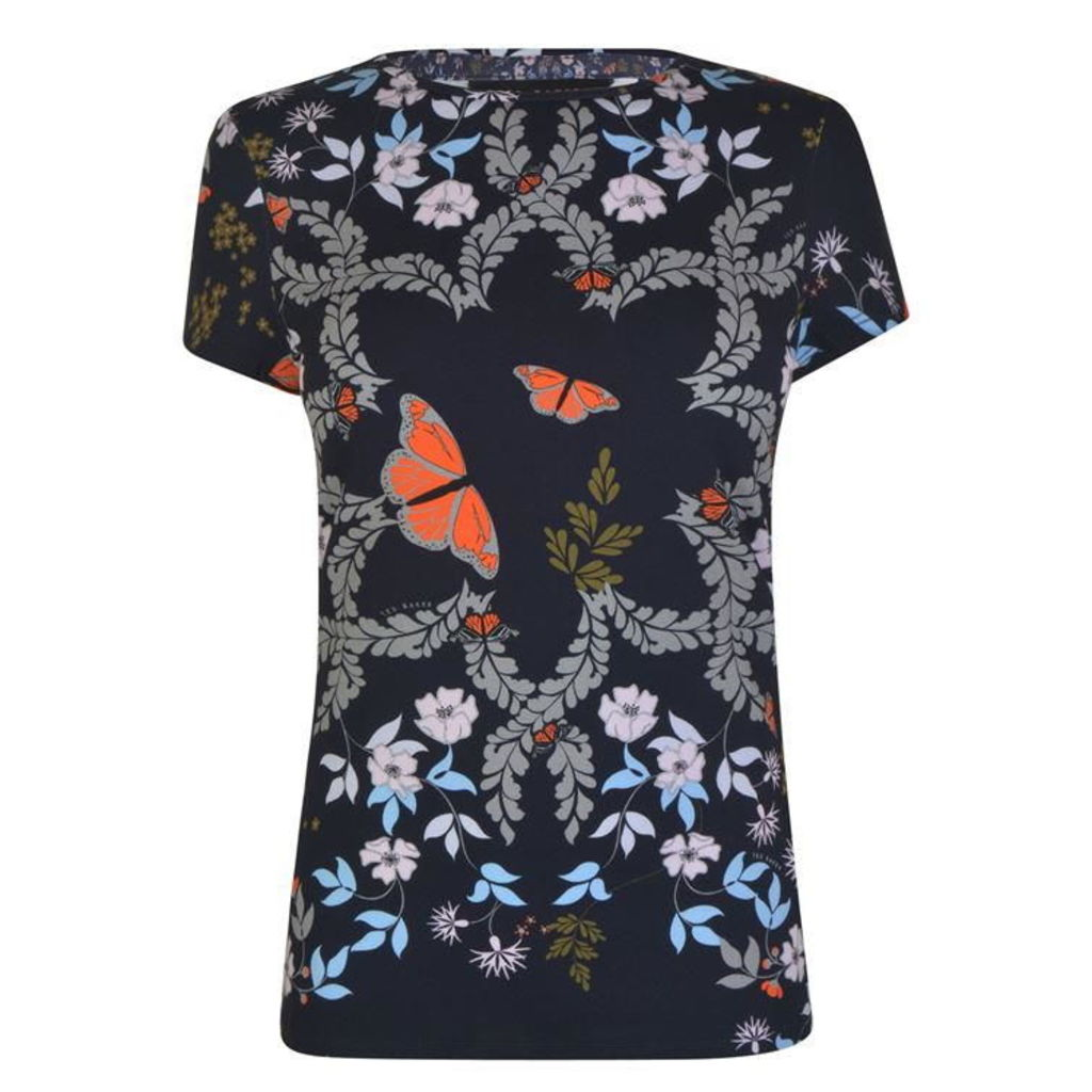 TED BAKER Pepa Fitted T Shirt