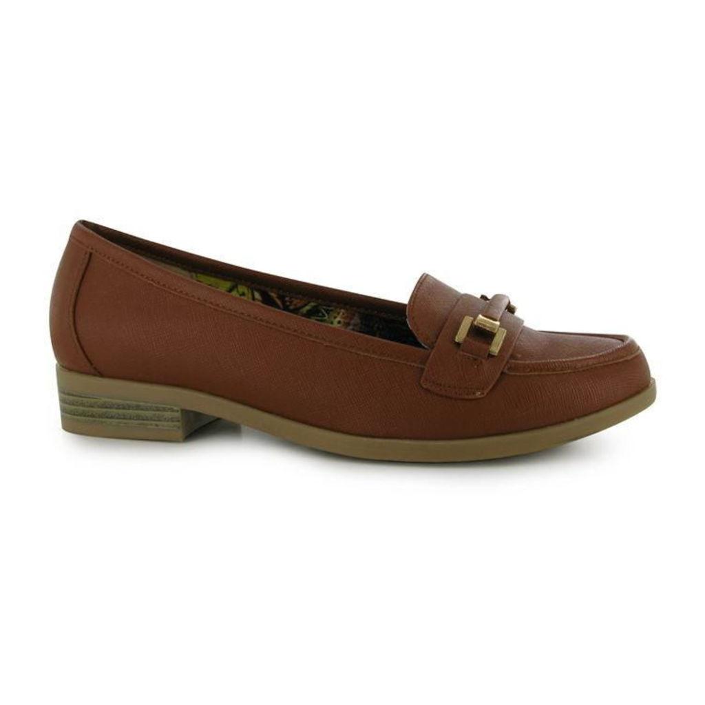 Miso BinkyBar Loafer Flat Shoes Ladies
