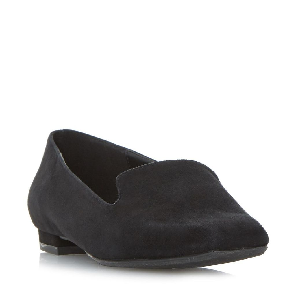 Gracious Square Toe Loafer Shoe