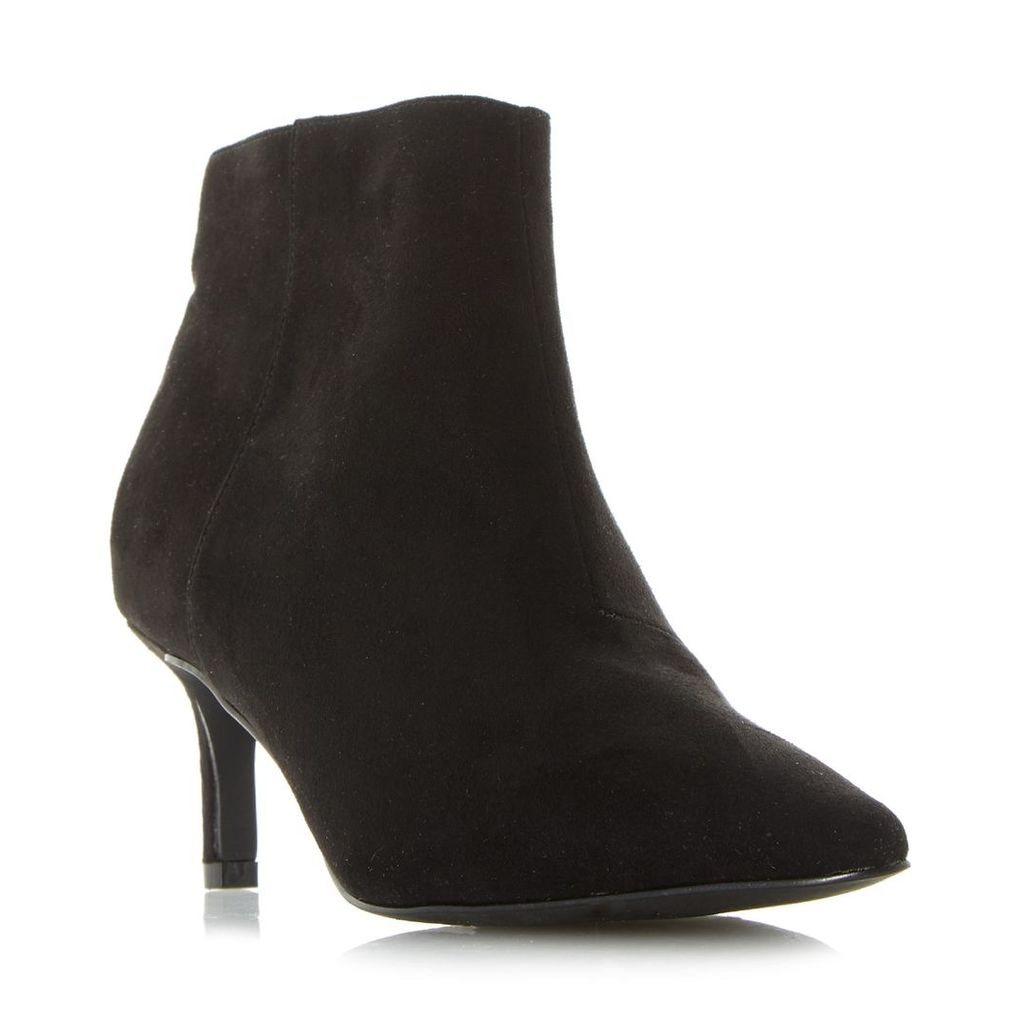 Obey Pointed Toe Ankle Boot
