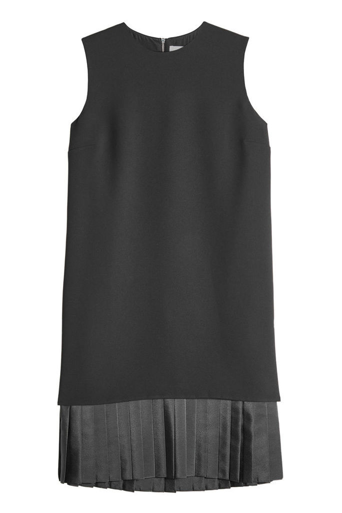 Victoria Victoria Beckham Cocktail Dress With Pleated Skirt