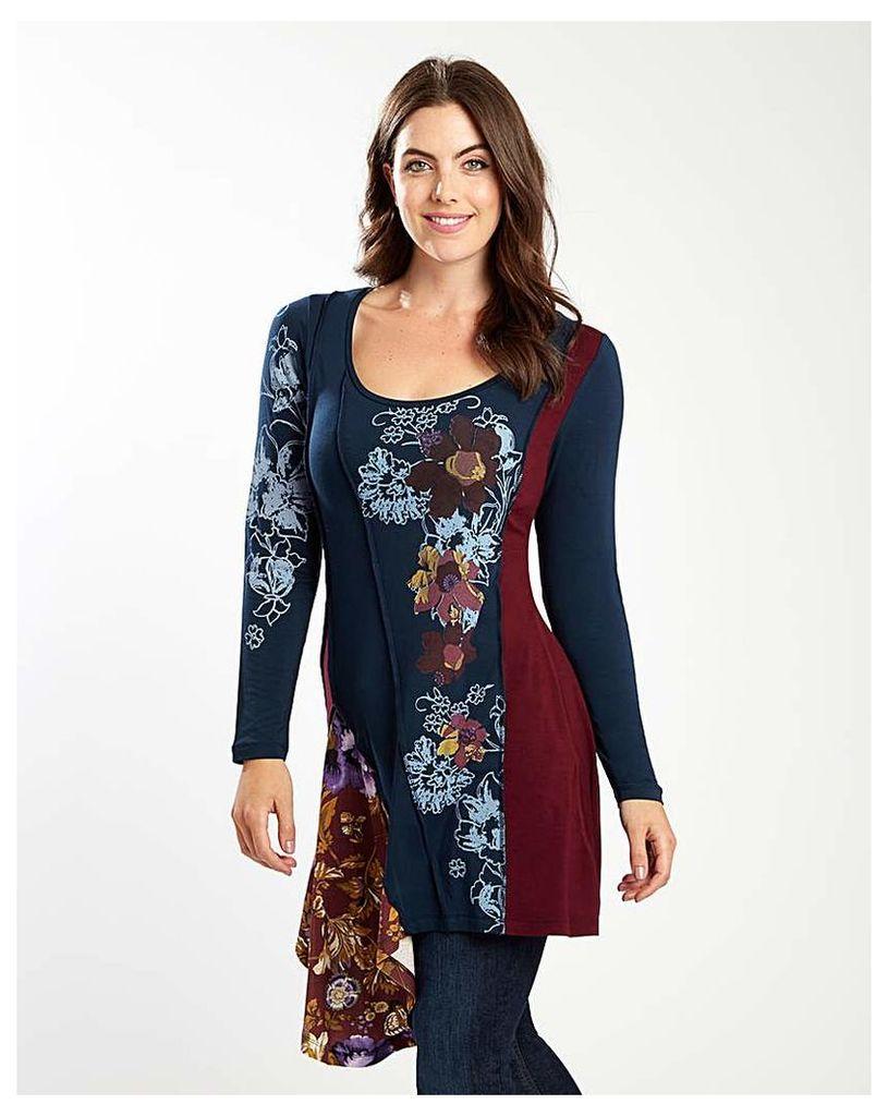Joe Browns Floral Print Jersey Tunic