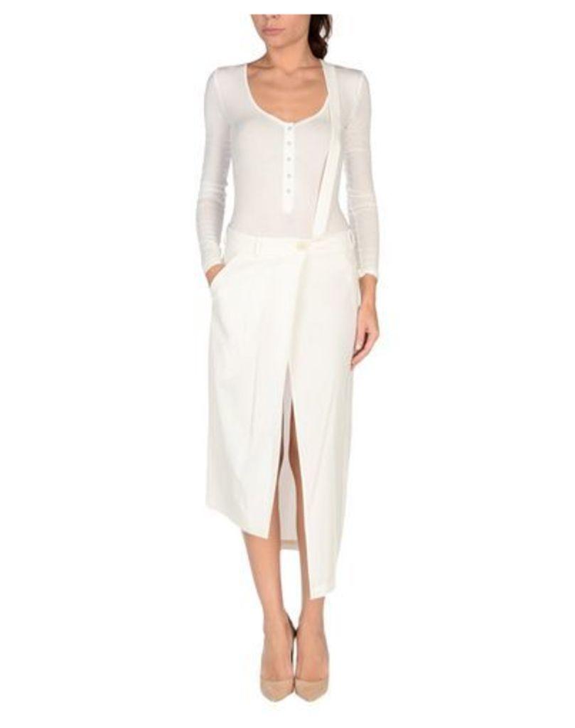 ISABEL BENENATO SKIRTS 3/4 length skirts Women on YOOX.COM