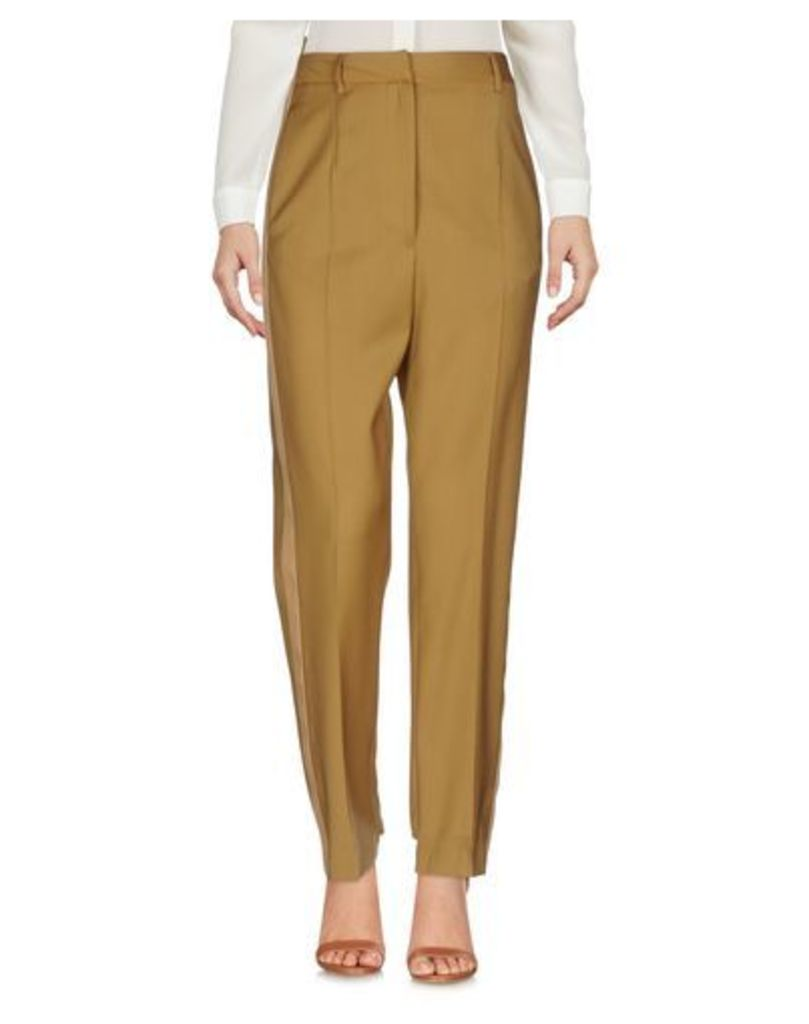 MM6 MAISON MARGIELA TROUSERS Casual trousers Women on YOOX.COM