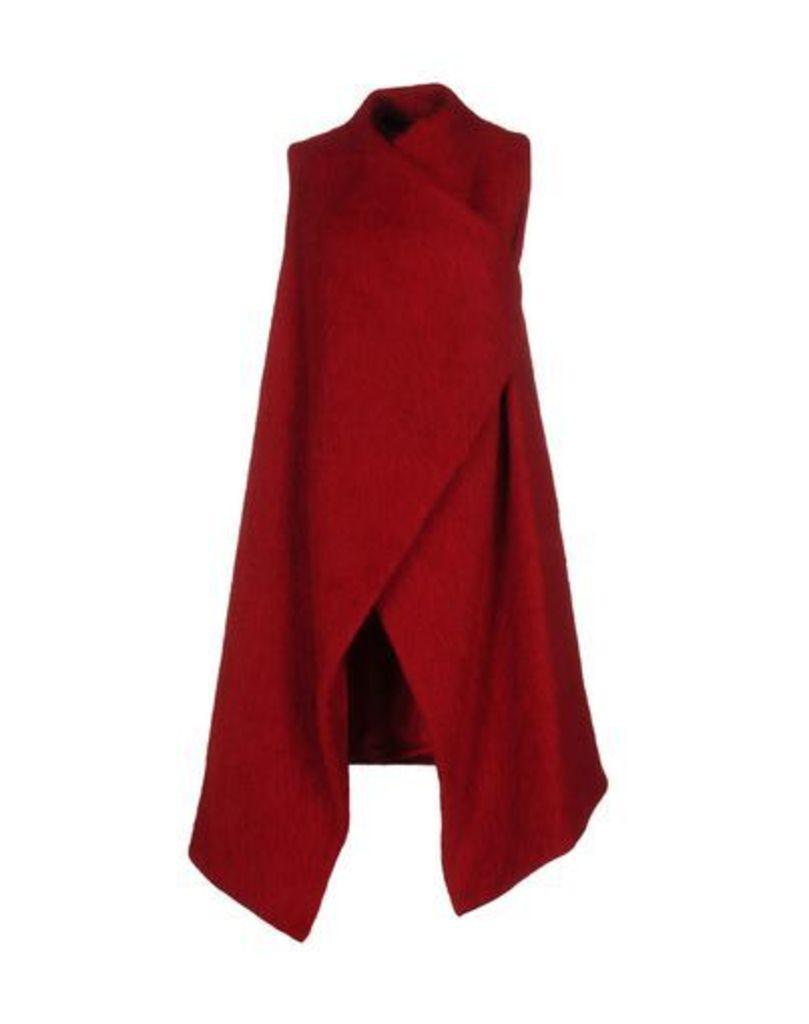FEDERICA TOSI COATS & JACKETS Coats Women on YOOX.COM