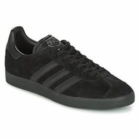 adidas  GAZELLE  women's Shoes (Trainers) in Black