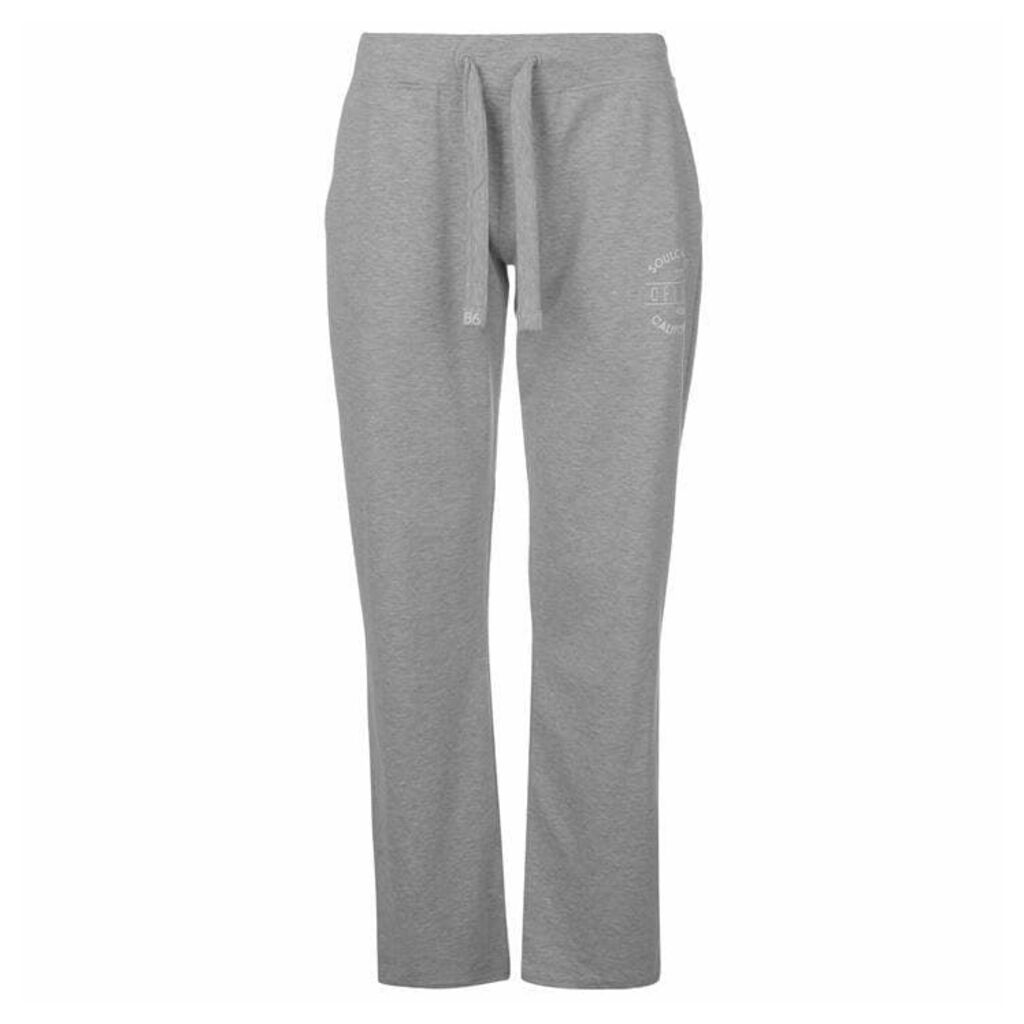 SoulCal Deluxe Wide Leg Joggers