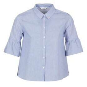 Maison Scotch  TROIKILI  women's Blouse in Blue