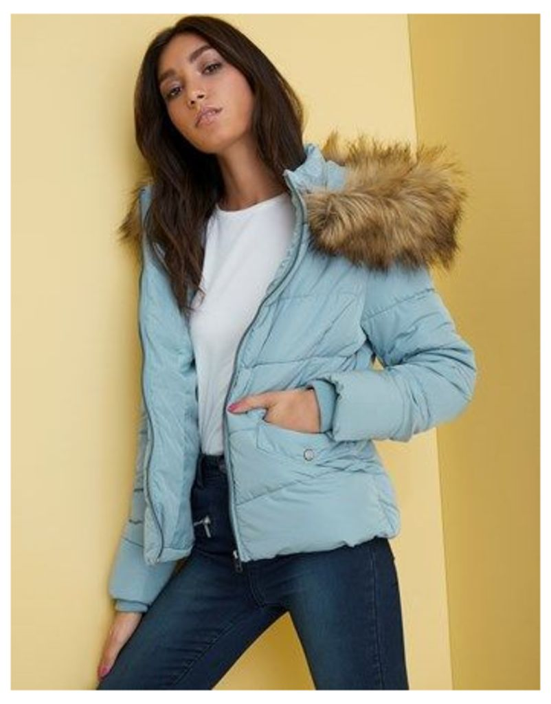 Only Sanna Short Quilted Jacket