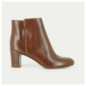 Dey Leather Ankle Boots