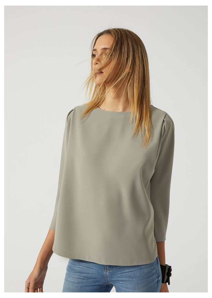 OFFICIAL STORE EMPORIO ARMANI Blouse