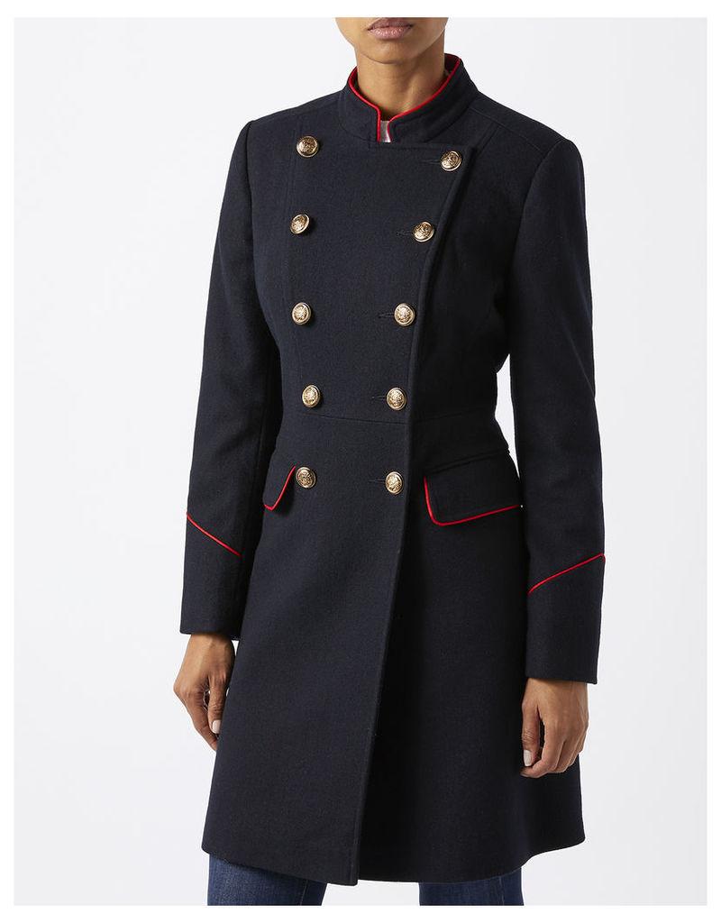 Dhalia Military Coat