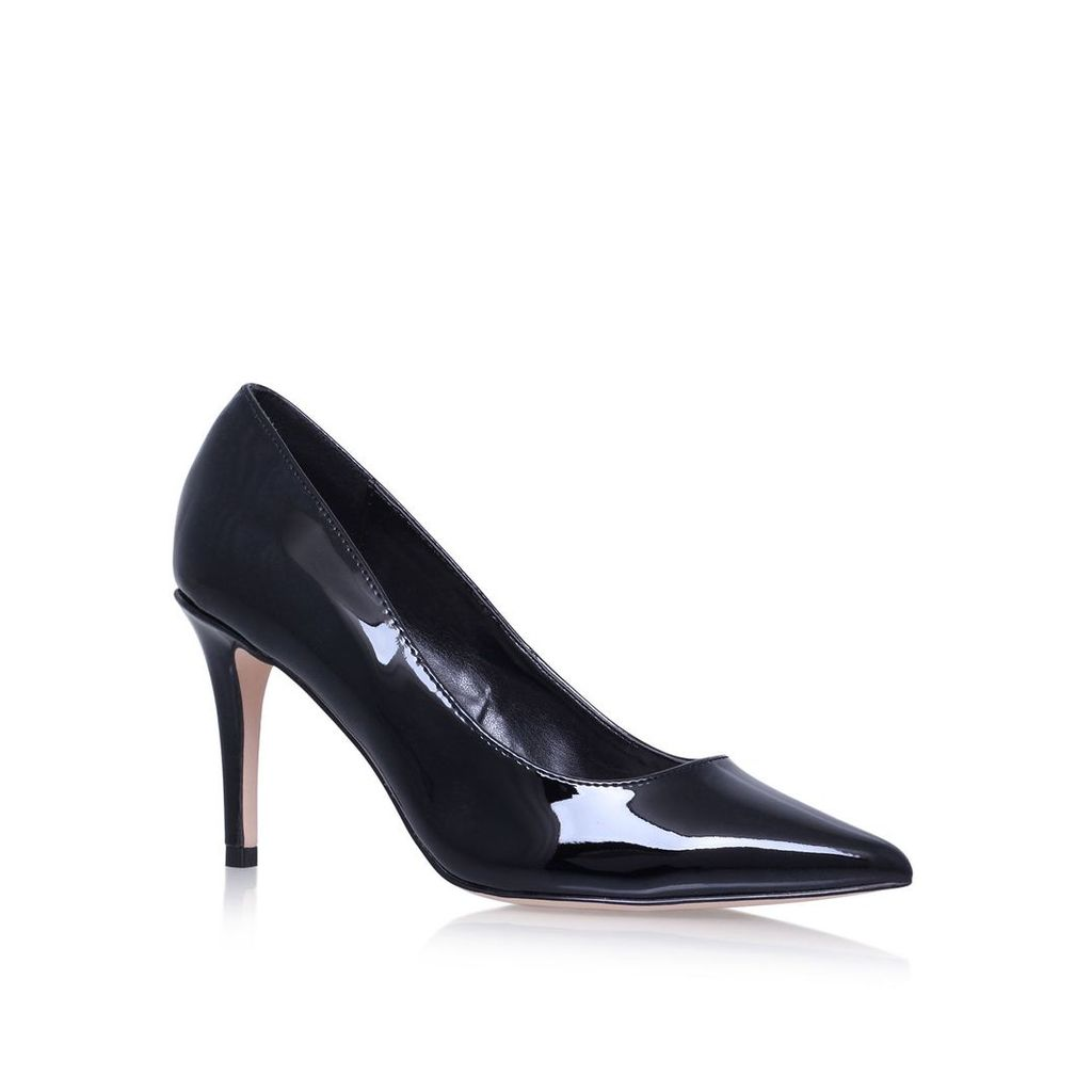 Carvela Kray2 court shoes, Black