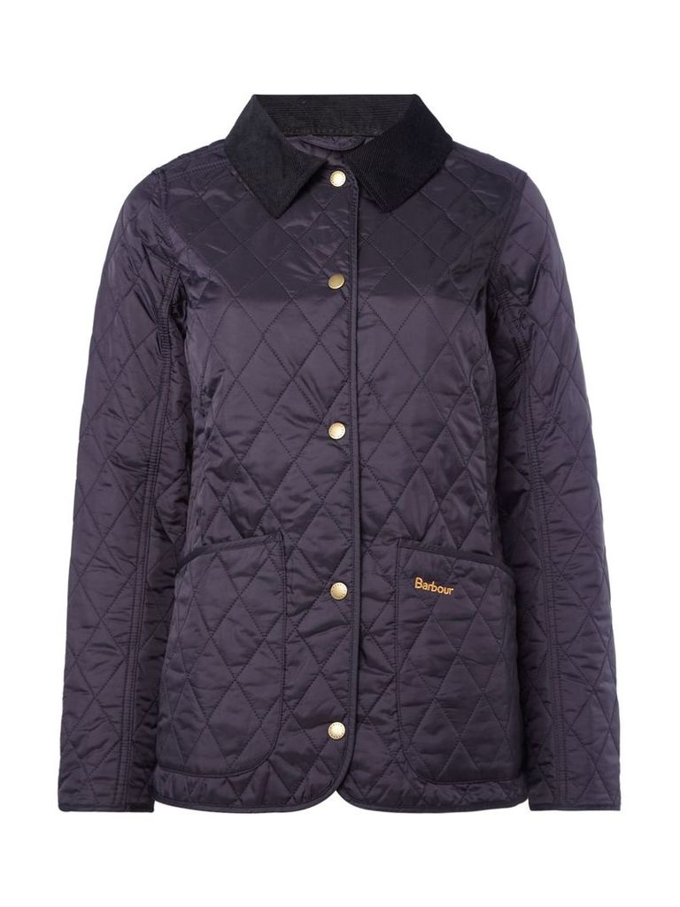 Barbour Annandale Quilted Jacket, Blue