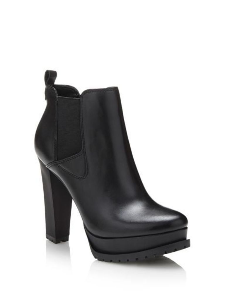 Guess Rita Leather Low Boot