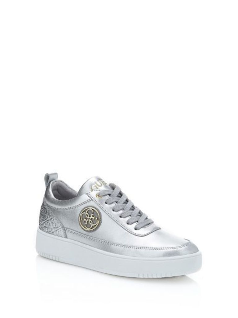 Guess Flavia Leather Sneaker