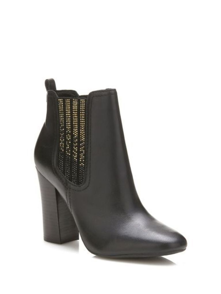 Guess Luna Leather Bootie