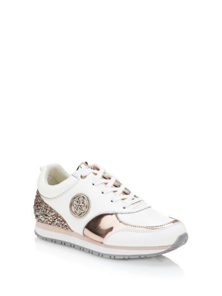 Guess Reeta Leather Sneaker