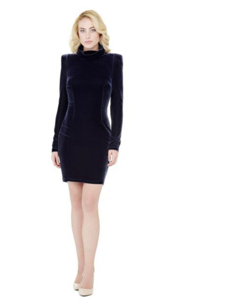 Guess Velvet-Look Dress