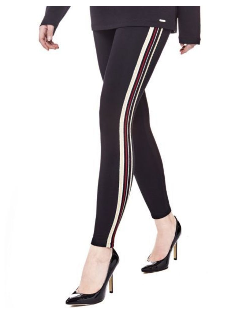 Guess Pants With Side Stripes