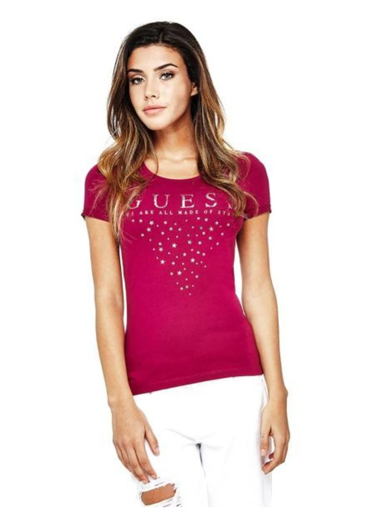 Guess T-Shirt With Star Logo