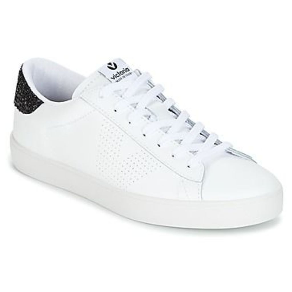 Victoria  DEPORTIVO PIEL  women's Shoes (Trainers) in White