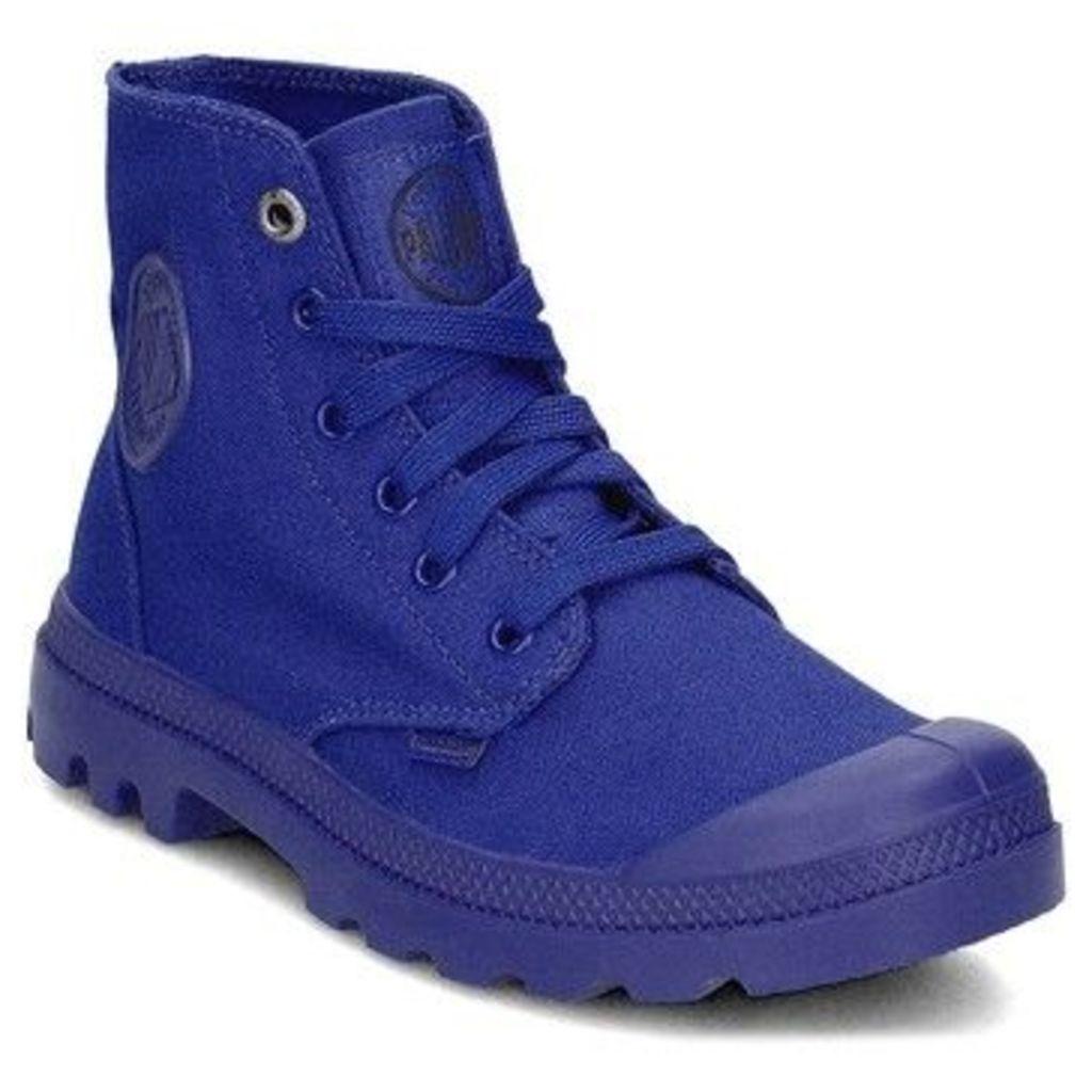 Palladium  Mono Chrome Unisex  women's Shoes (High-top Trainers) in multicolour