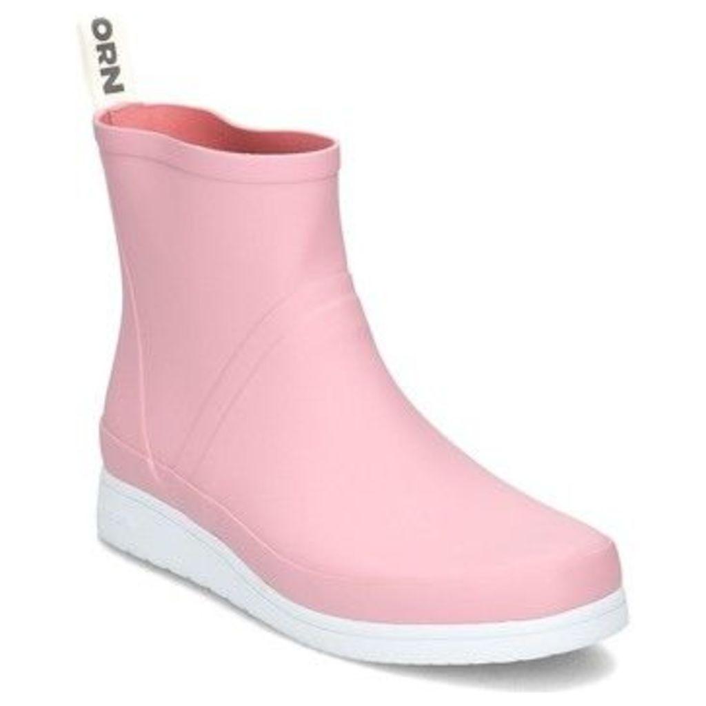Tretorn  Viken II Low  women's Wellington Boots in Pink